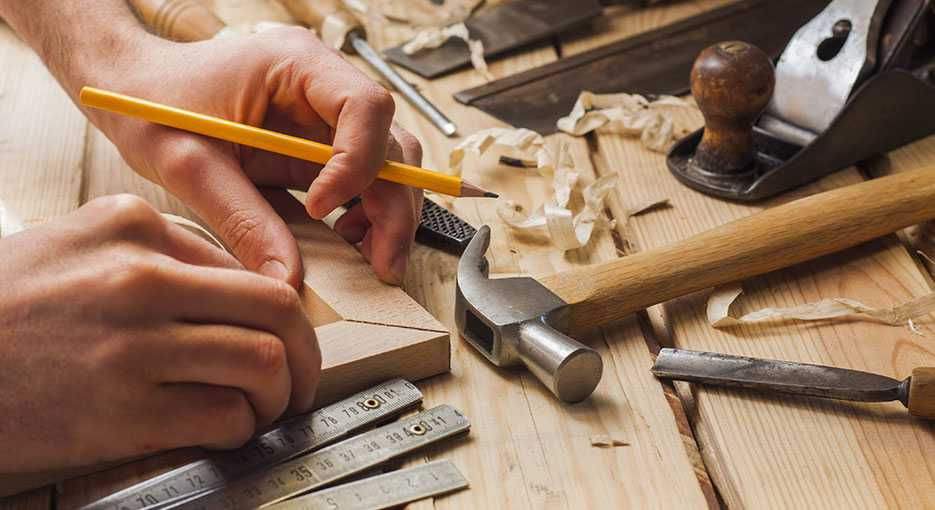 Choose your equipment for woodworking