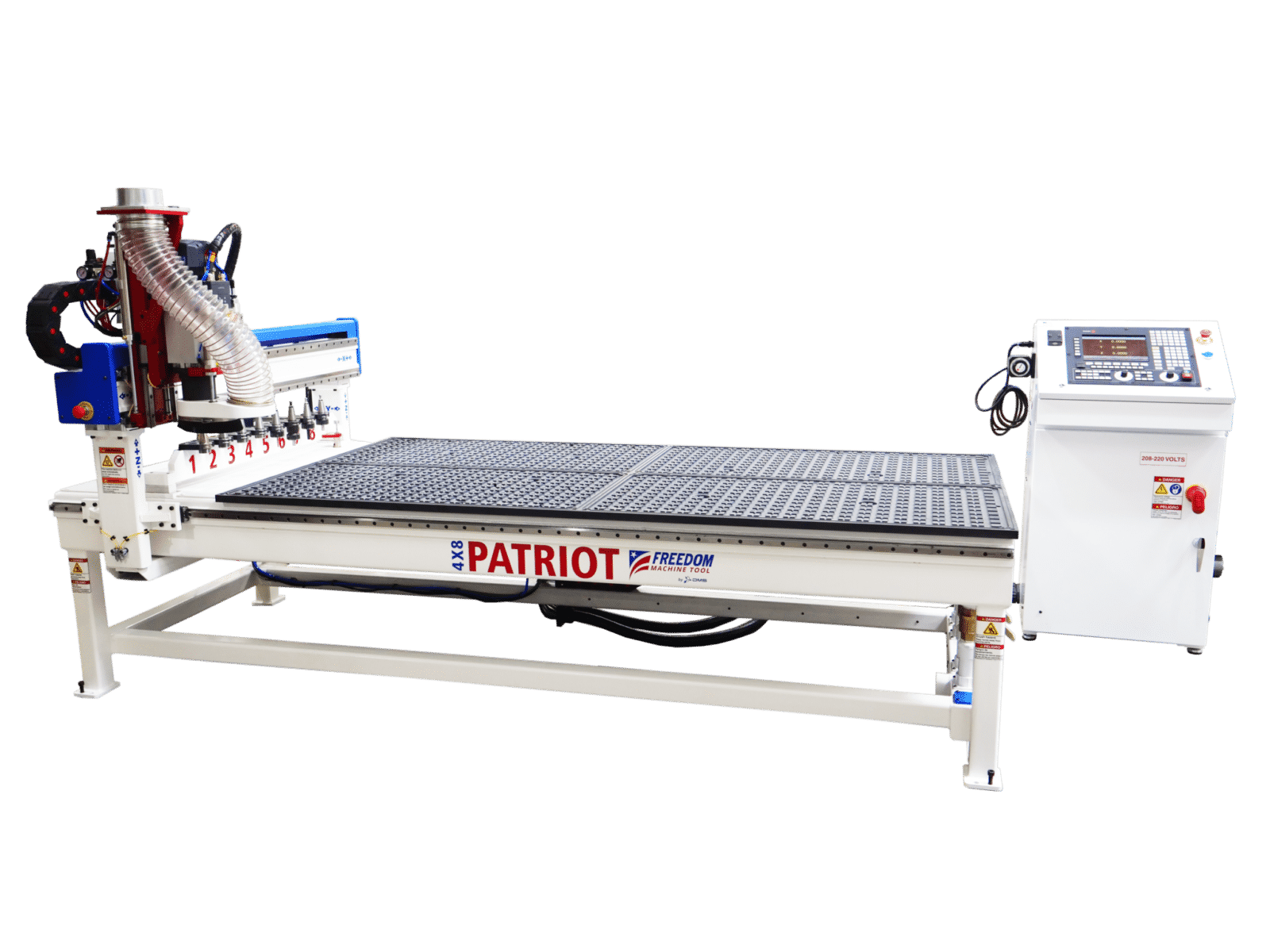 Freedom Machine Tool Patriot Router