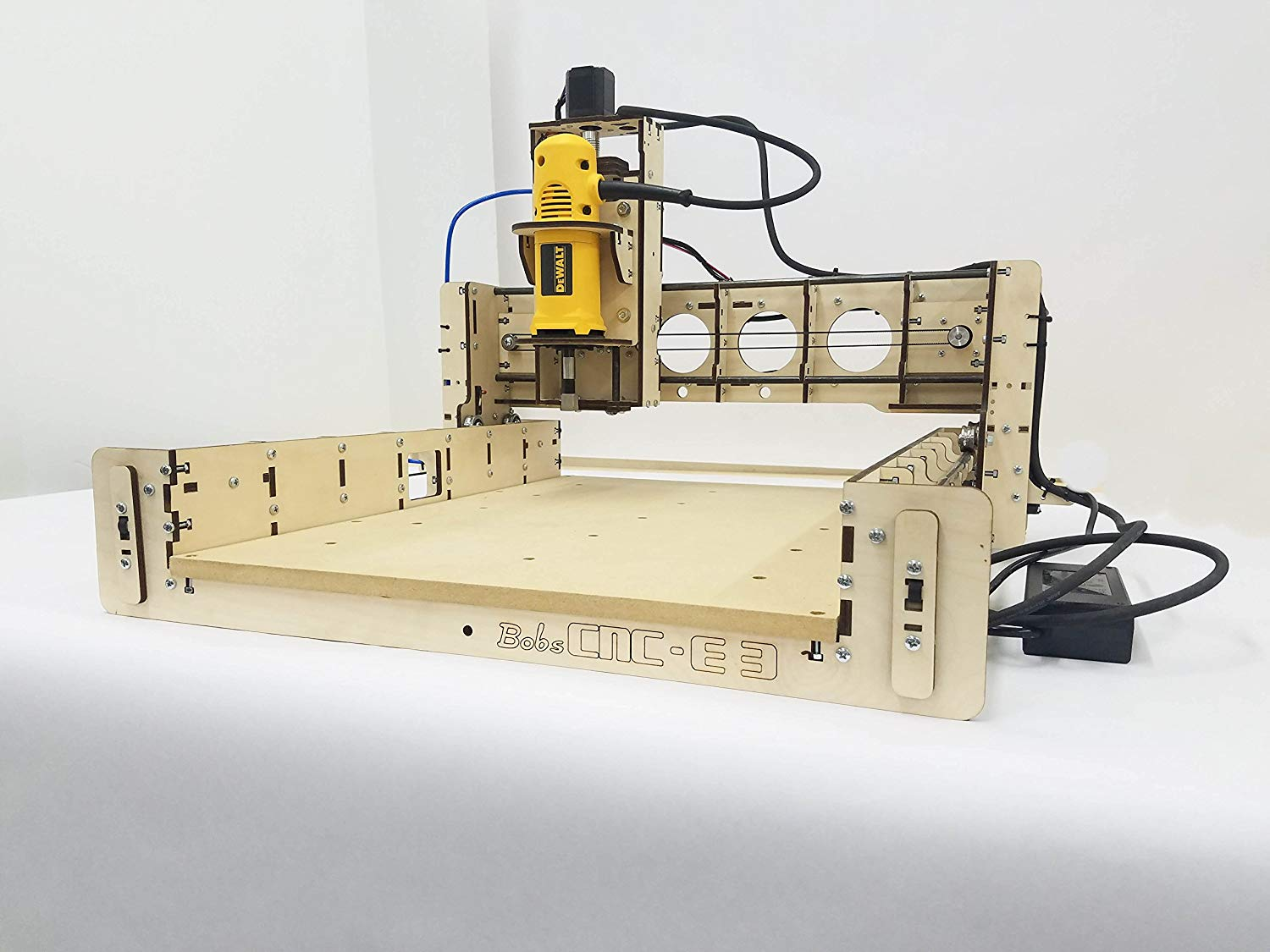 BOBSCNC E3 CNC Router Kit