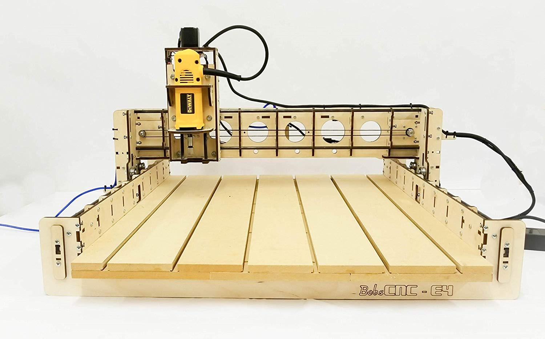 BobsCNC E4 CNC Router Engraver Kit