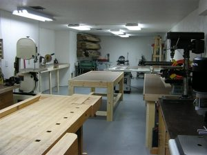 How to Start Woodworking in a Basement?