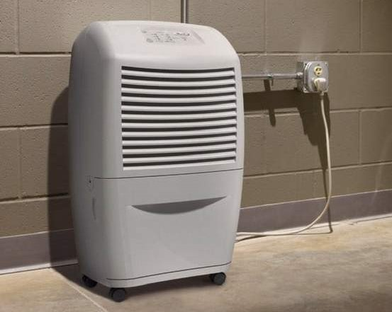 the role of humidifier in basement