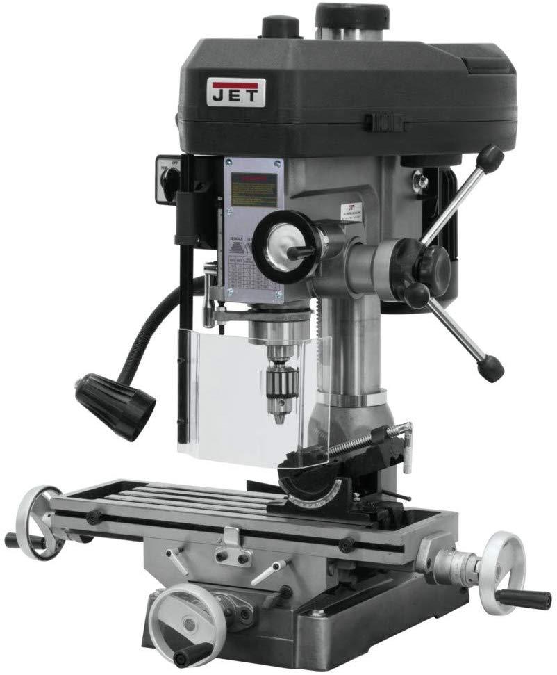 JET 350017 Benchtop Mill Machine