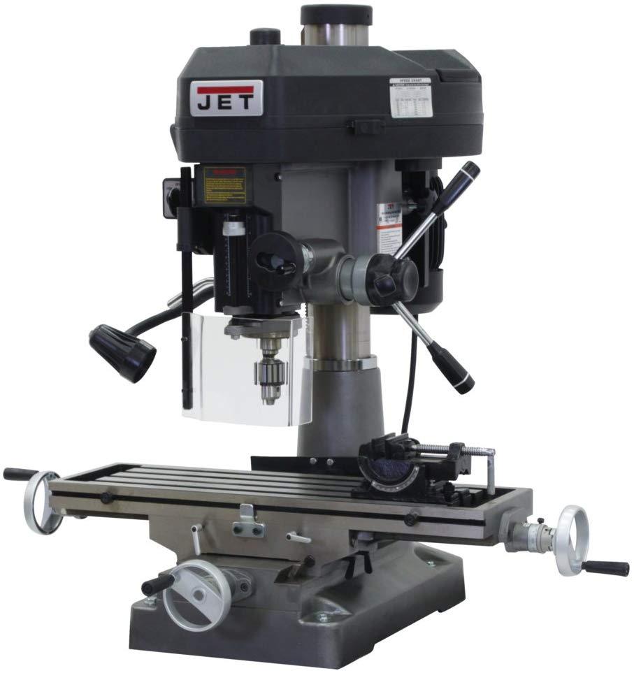 Jet JMD-18 350018 Benchtop Milling Machine