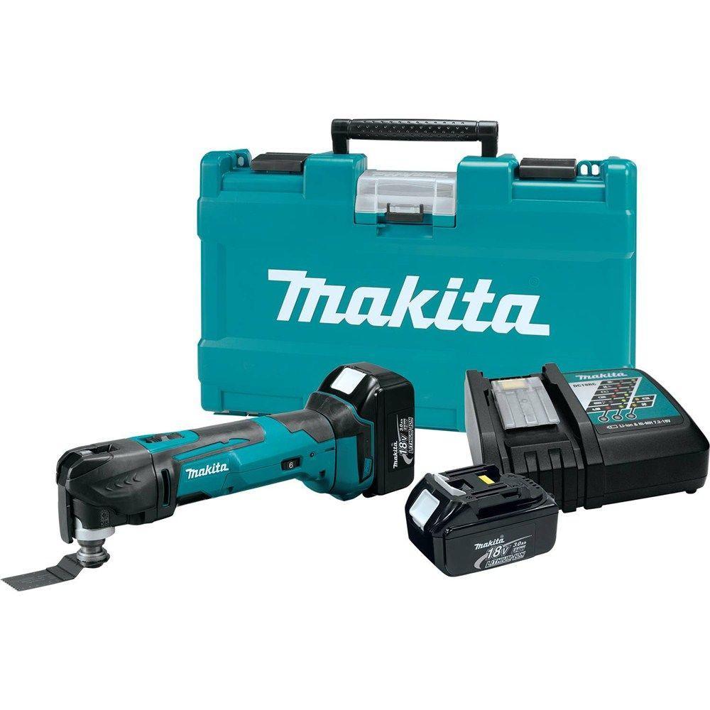 Makita Cordless Multi-Tool