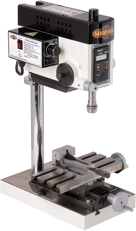 SHOP FOX M1036 Benchtop Milling Machine