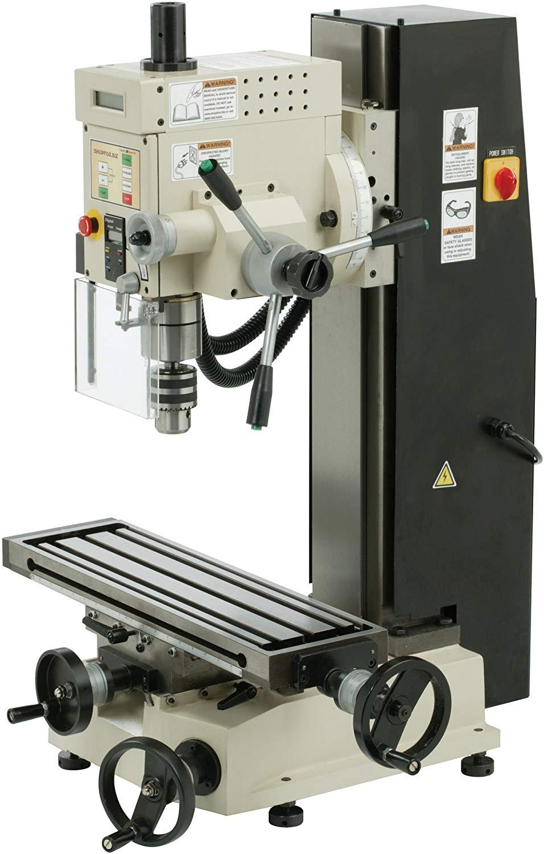 SHOP FOX M1111 Table top milling machine