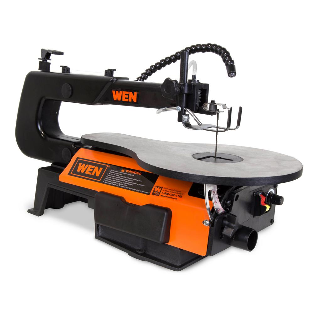 WEN Two-Direction Variable Speed Scroll Saw