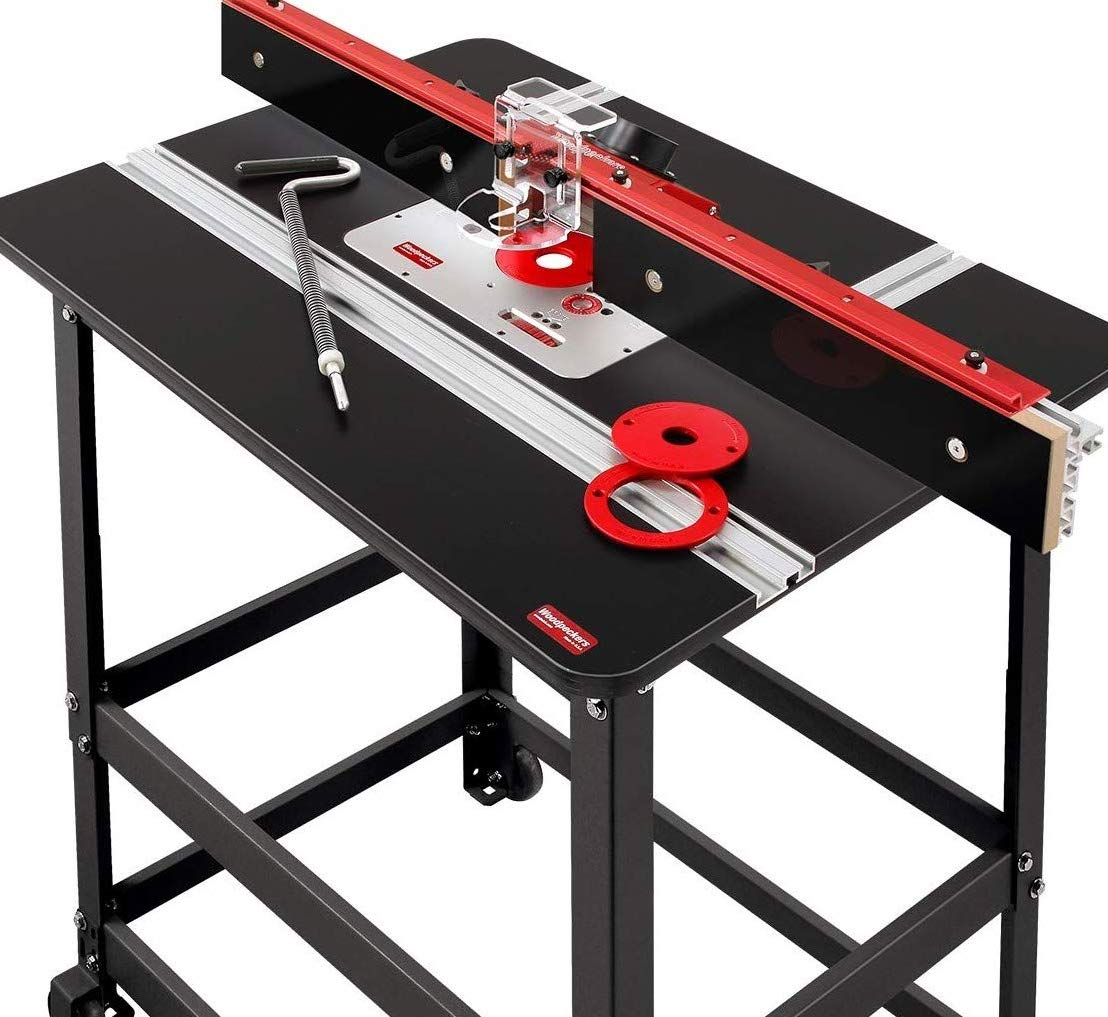 Woodpeckers Phenolic Router Table