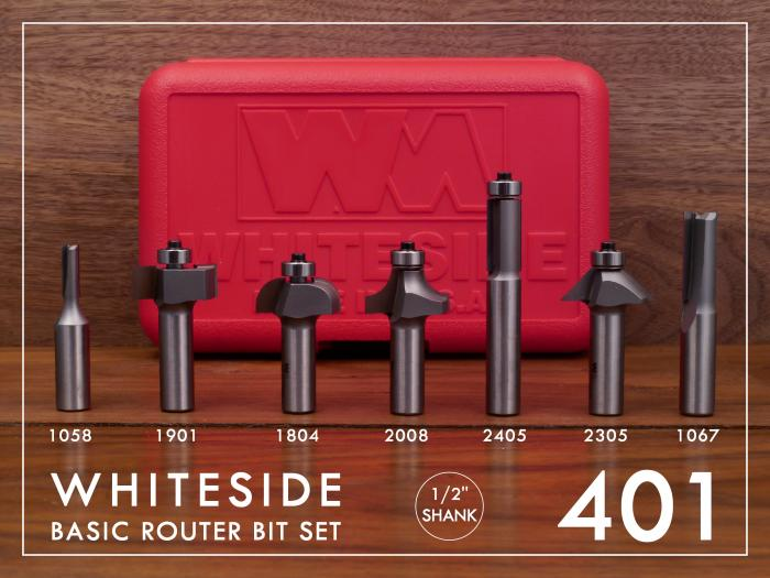 whiteside router bits review