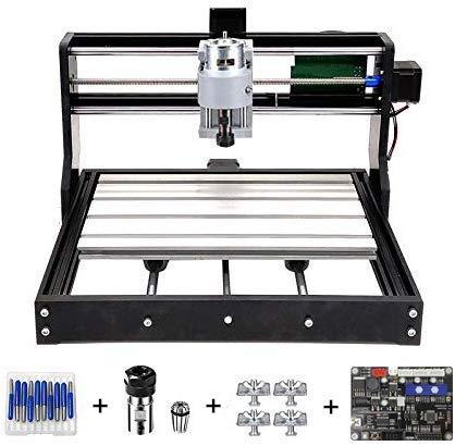 3 Axis CNC 3018 PRO DIY Mini Engraver by RATTMOTOR