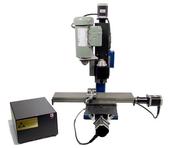 Taig 5019DSLS Micro Mill