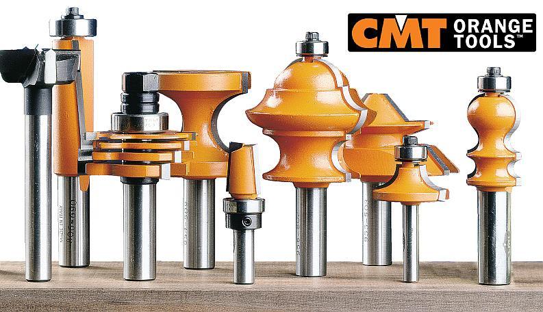 CMT Router Bits Review