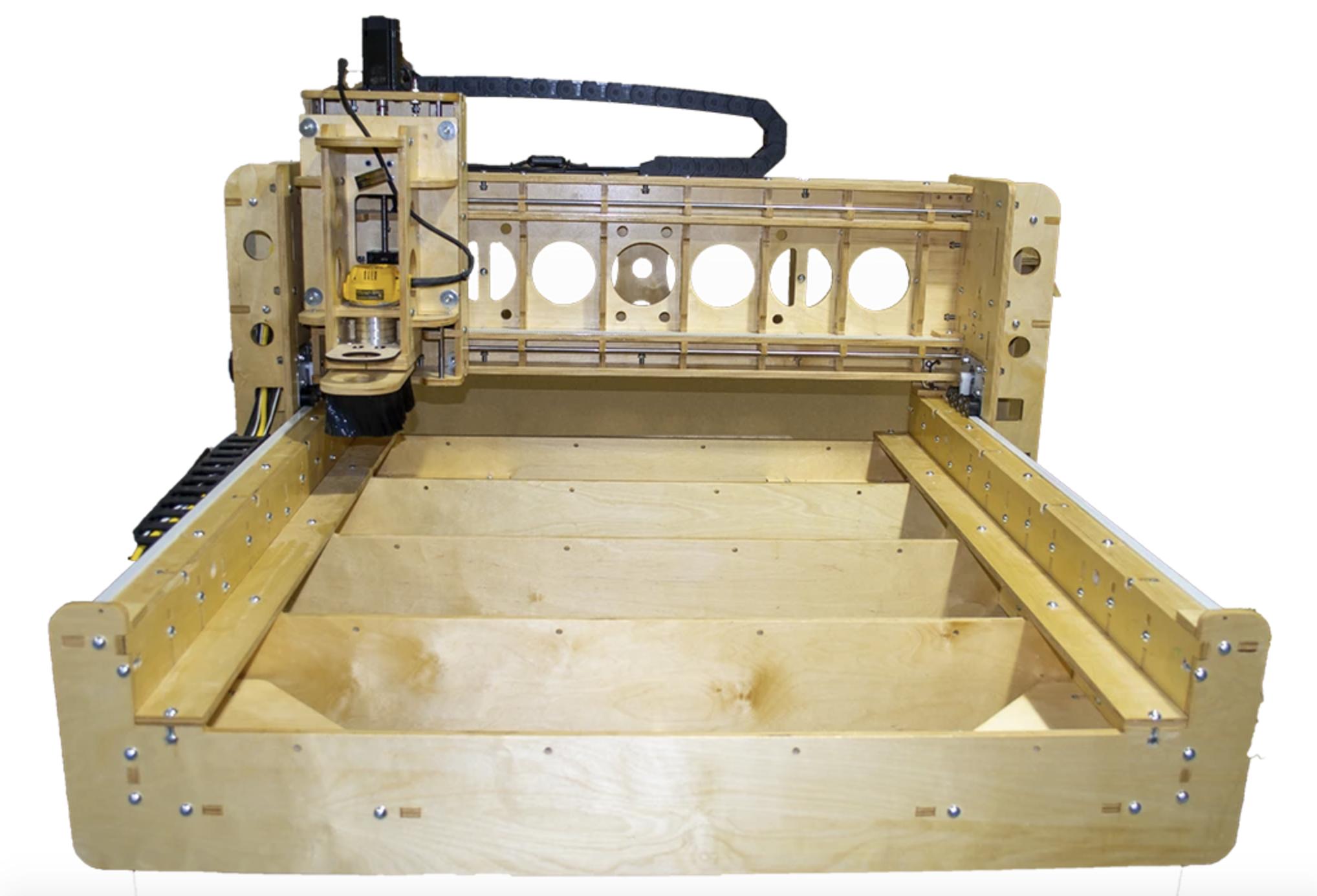 KL733 CNC Router