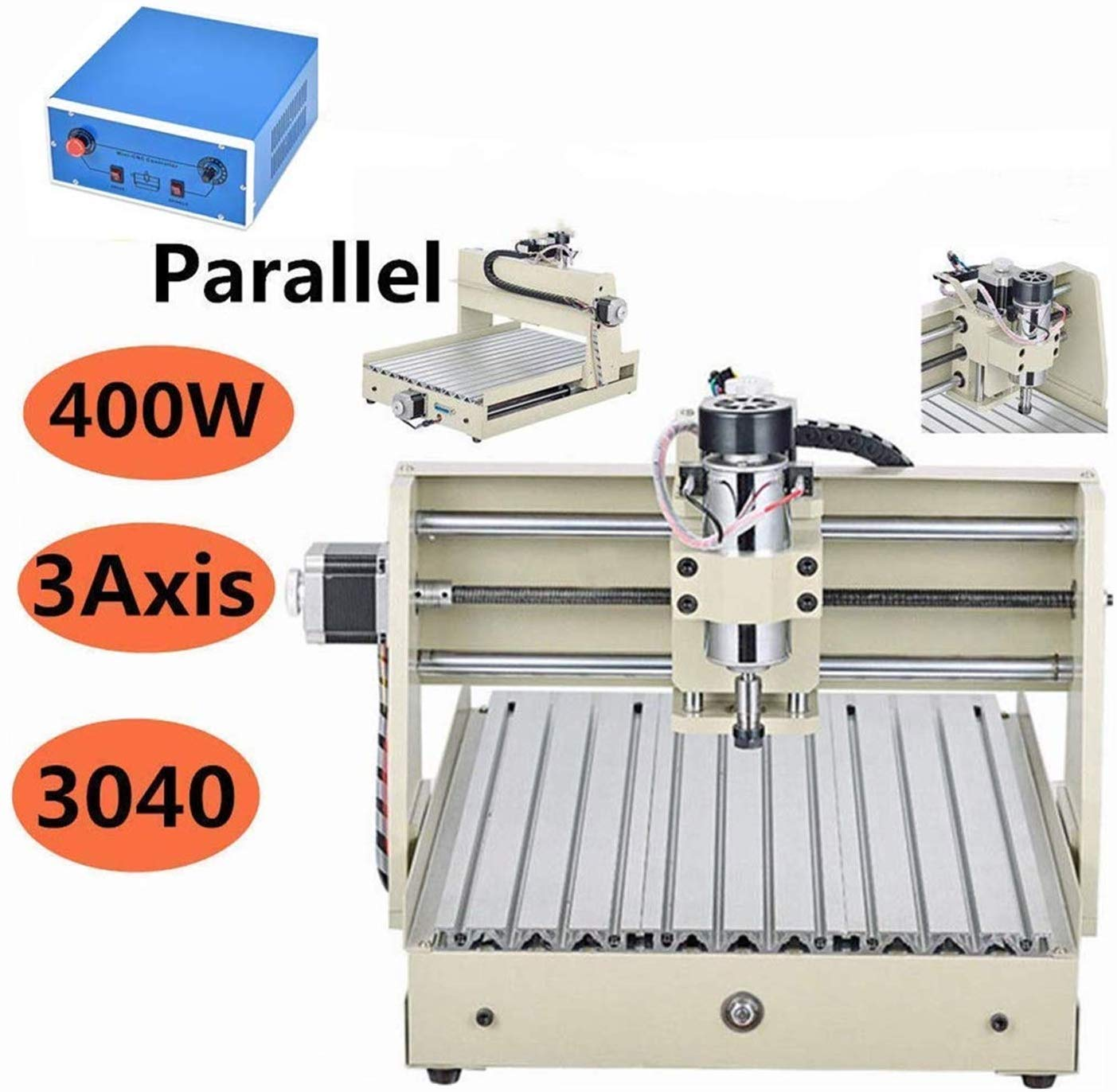 NOPTEG 3 Axis CNC 3040 Router Engraver