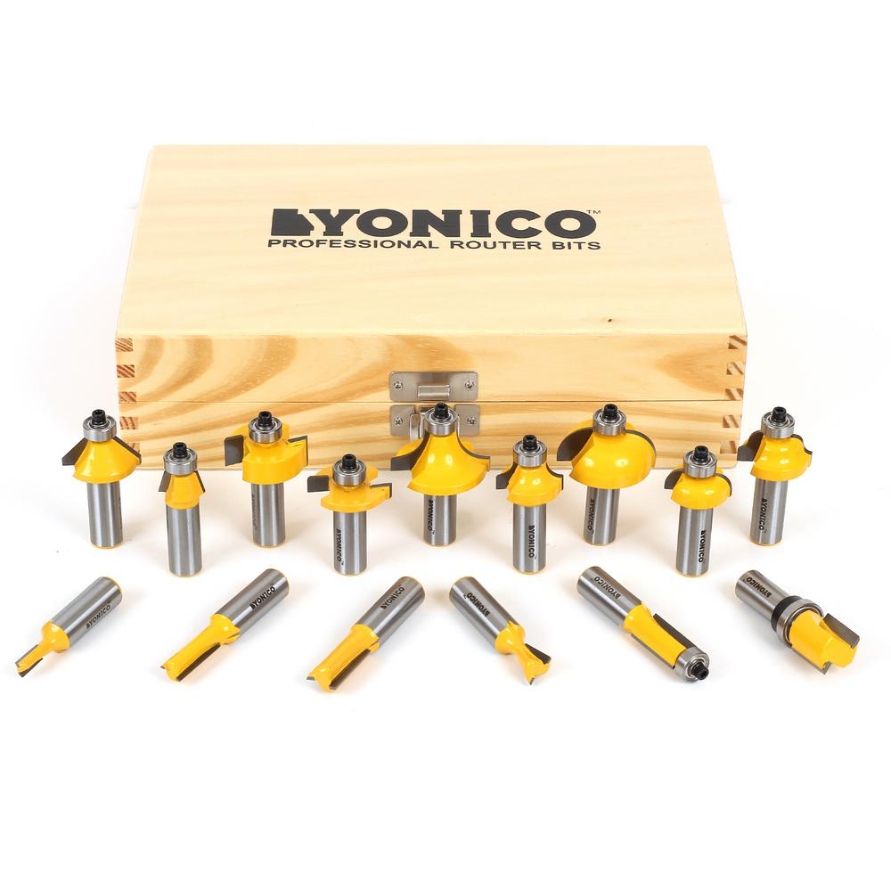 Yonico router bits review