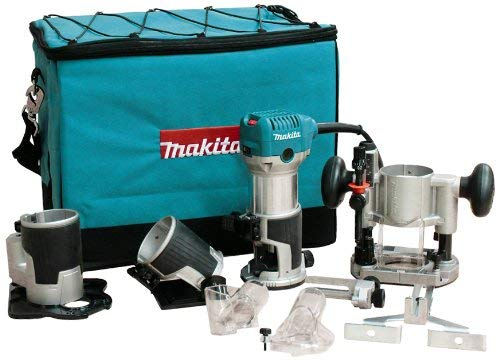 Makita RT0701CX3 Compact Router Kit