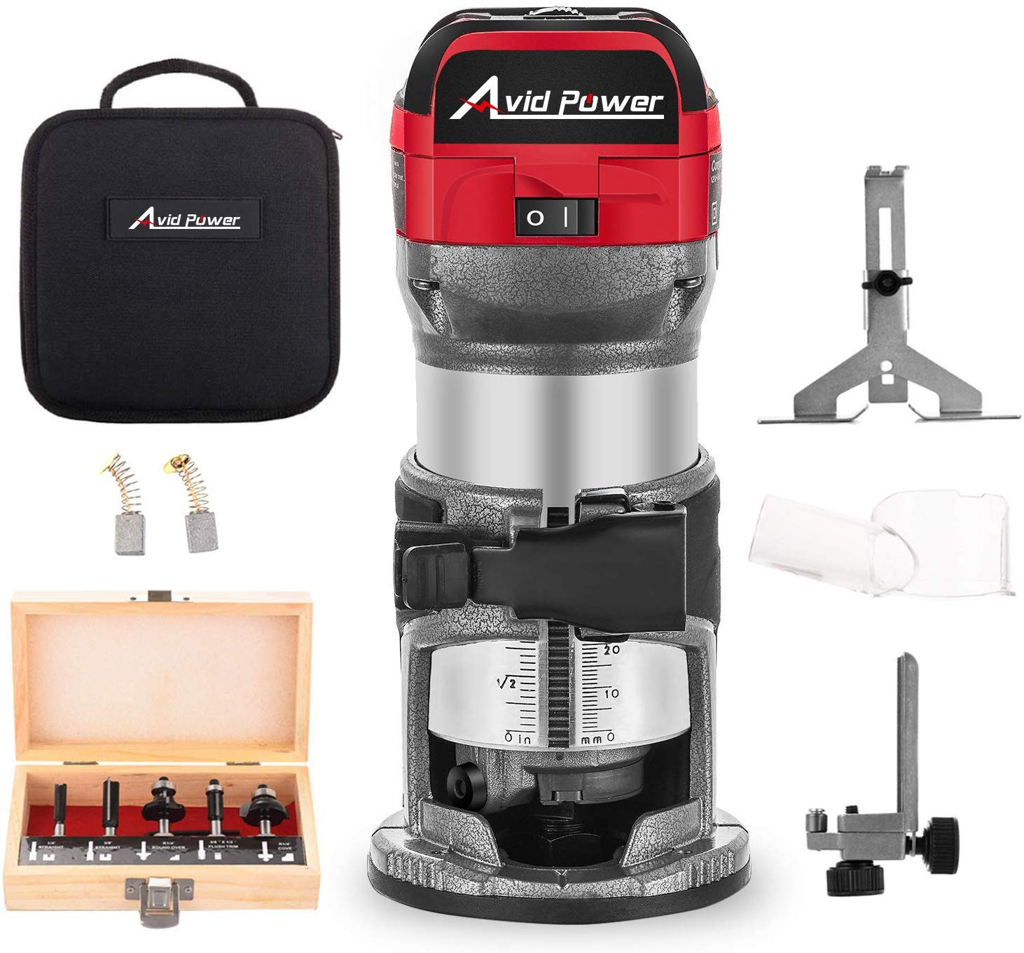 Masterworks MW104 Compact Router