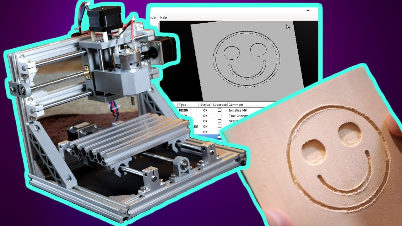 MySweety CNC 1610 Review: A Detailed Review of Engraving Machine