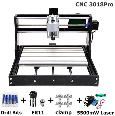 3 Axis CNC 3018 PRO DIY Mini Engraver by RATTMOTOR