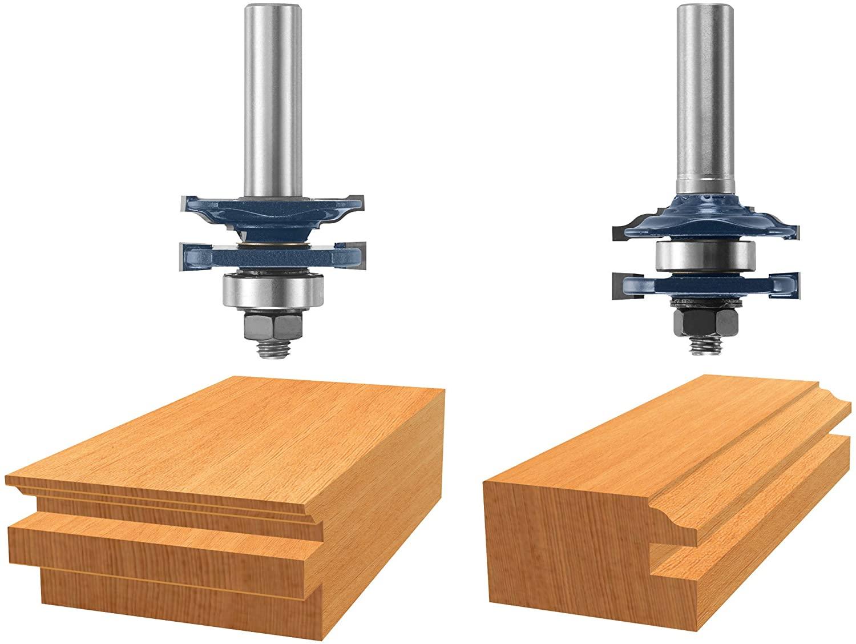 Bosch 85625MC Ogee Stile & Rail Bits