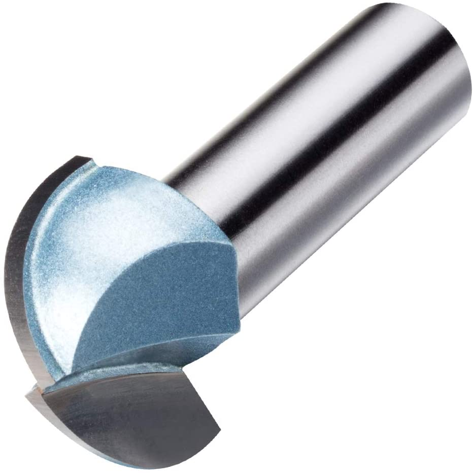 Uxcell Carbide Tipped Cove Core Box Router Bits