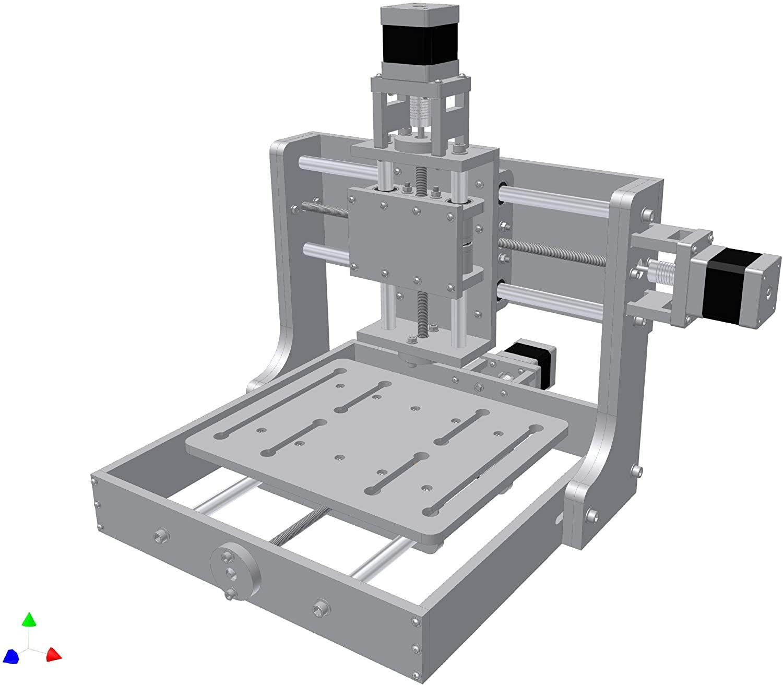 Zen Toolworks CNC Machine