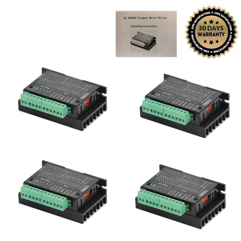 4 Pack TB6600 4A CNC Controller