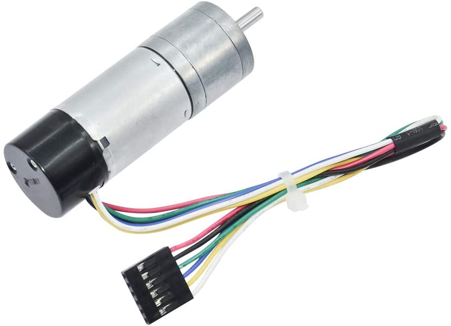 Azssmuk Quadrature Encoder Geared Servo