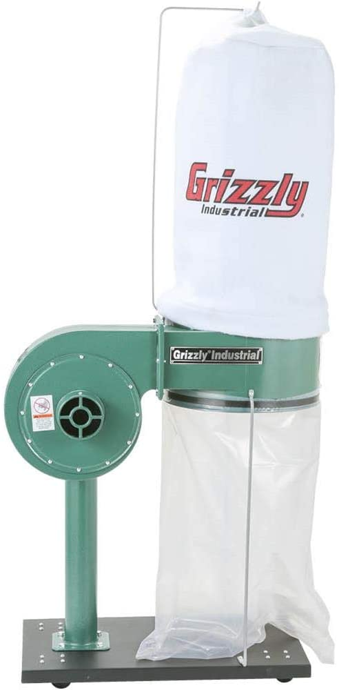 Grizzly G8027 Dust Collector