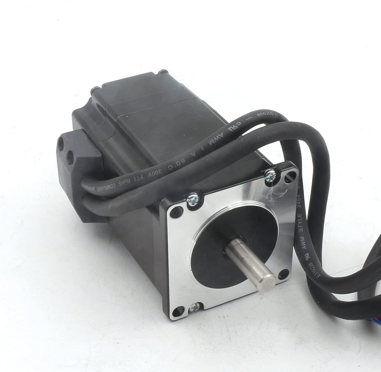 Hybrid Closed Loop Servo Motor