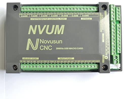 NVUM USB MACH3 Motion Control Card CNC Controller