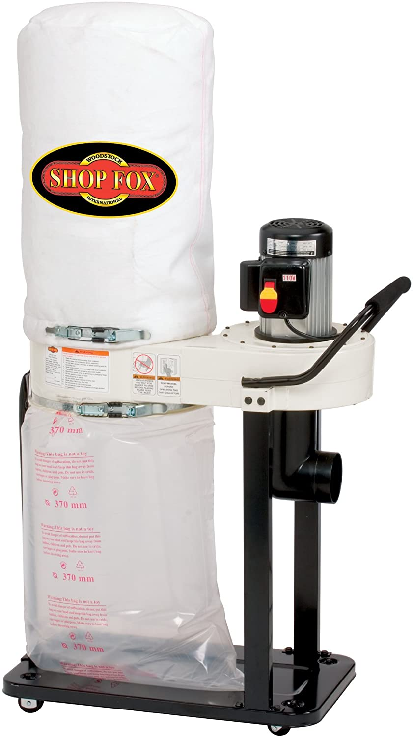 SHOP FOX W1727 Dust Collector