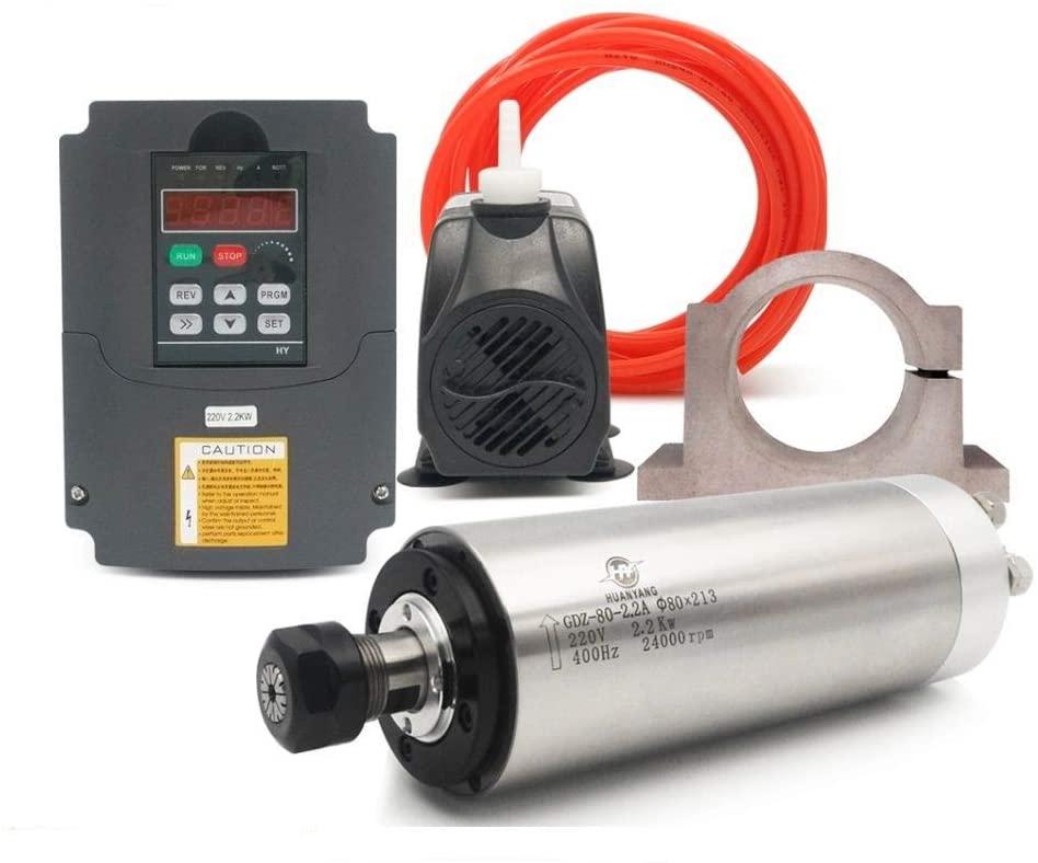 VFD CNC Spindle Motor