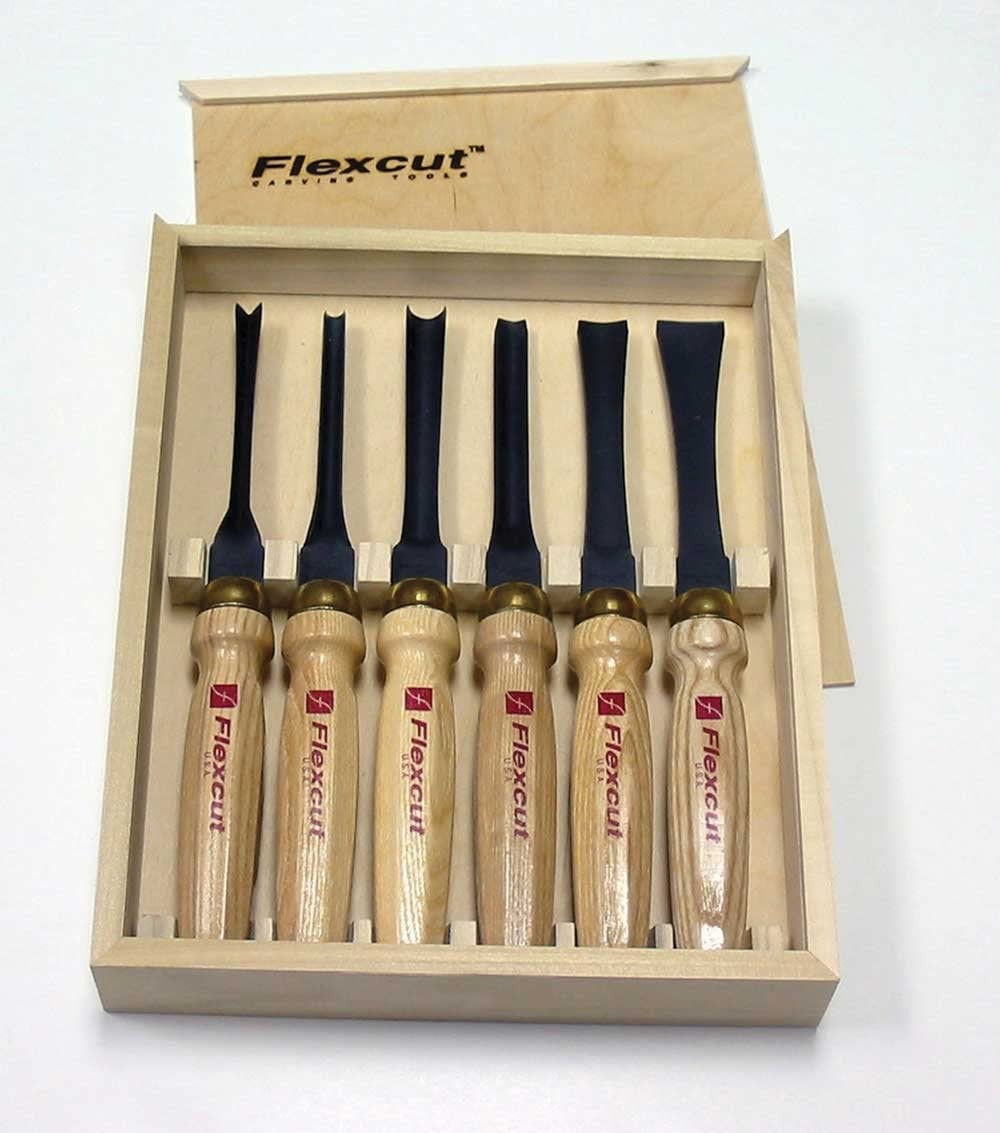 FLEXCUT Mallet-Carving Chisels and Gouges