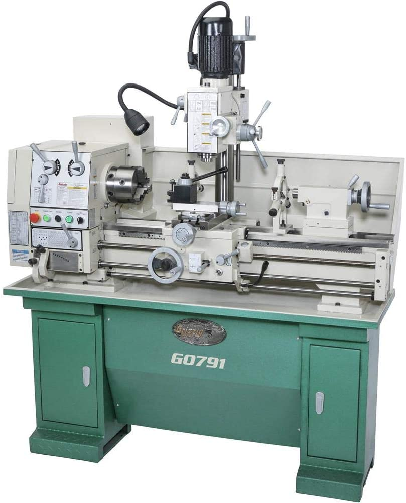 Grizzly Industrial Combination Gunsmithing Lathe