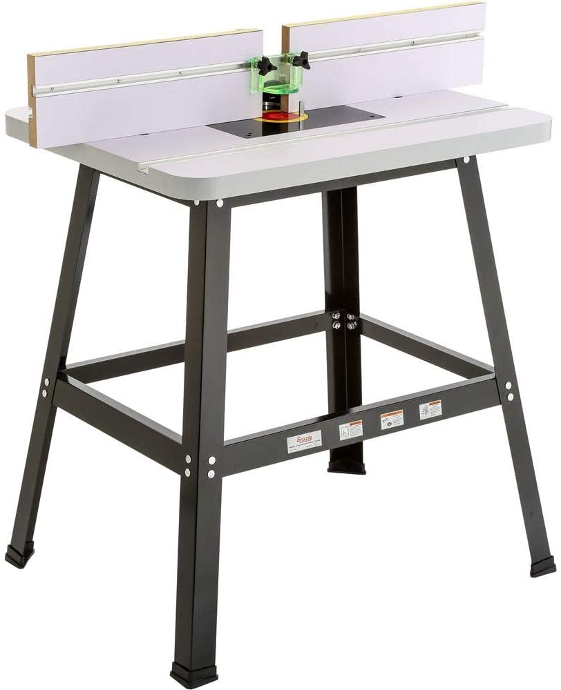 Grizzly Industrial T10432 Table with Stand