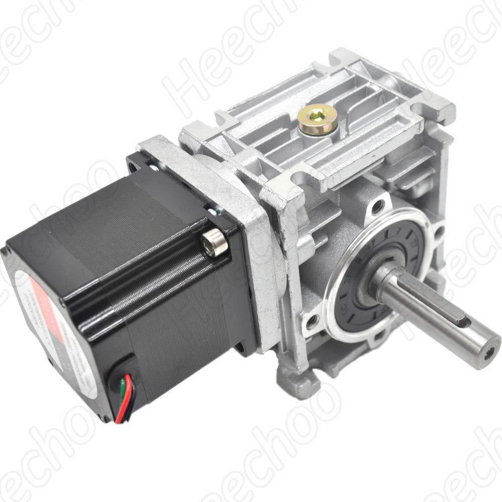 Heechoo Worm Gear Nema23 Stepper Motor