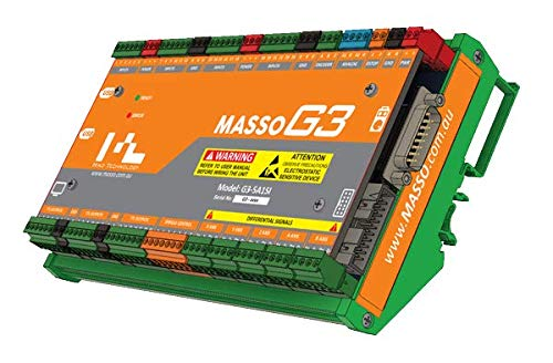 Masso G3 CNC controller review