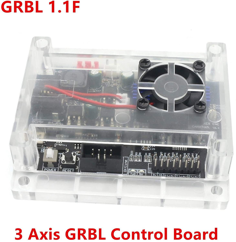 RATTM Motor CNC Engraving Machine Controller Board