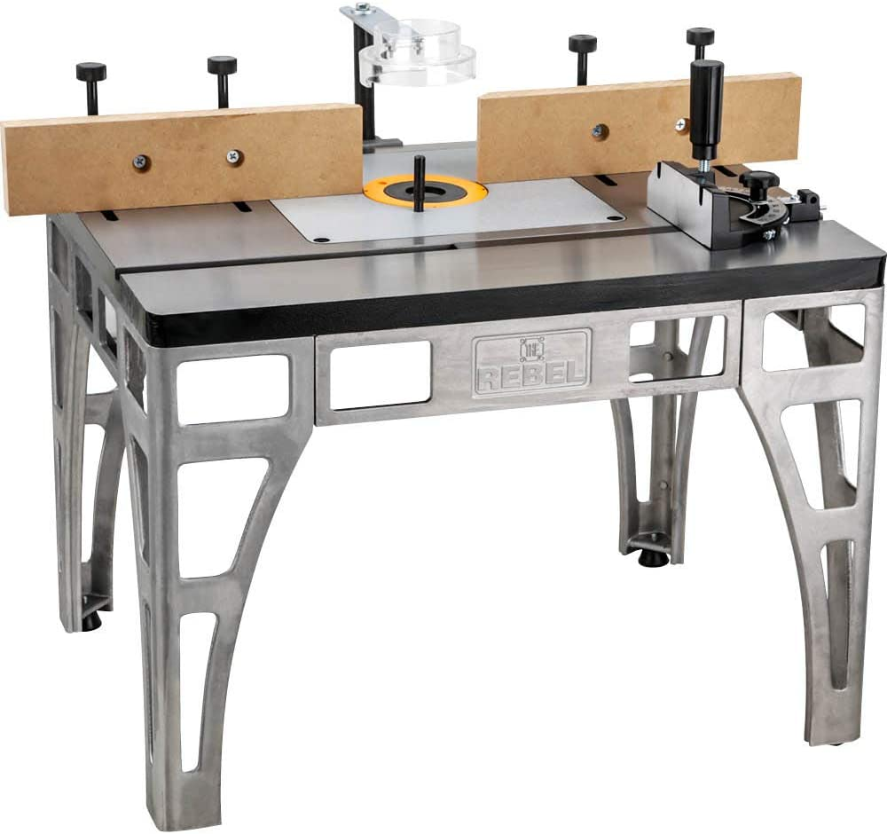 Rebel W2000 The Rebel Router Table
