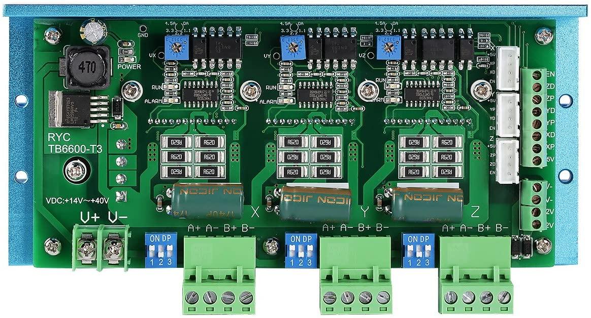 SainSmart 3 Axis TB6600 CNC Controller
