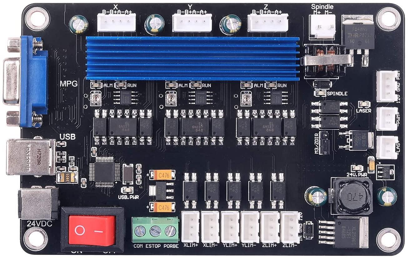 SainSmart Genmtisu CNC Router Machine Controller