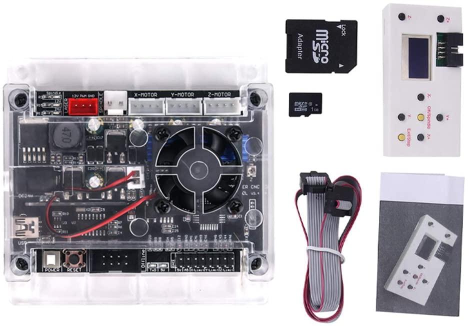 3 Axis GRBL 1.1f USB Port CNC Engraving Machine Controller