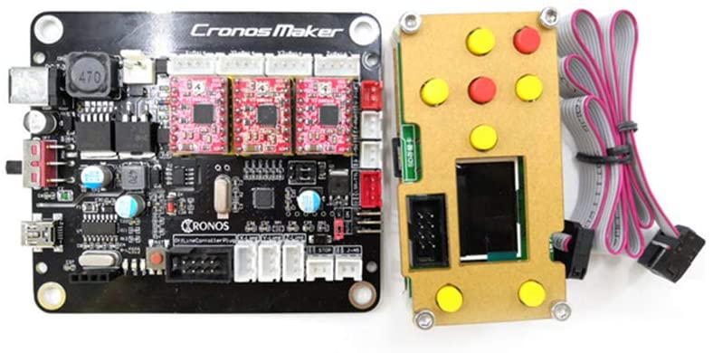 3-Axis GRBL USB Driver Controller
