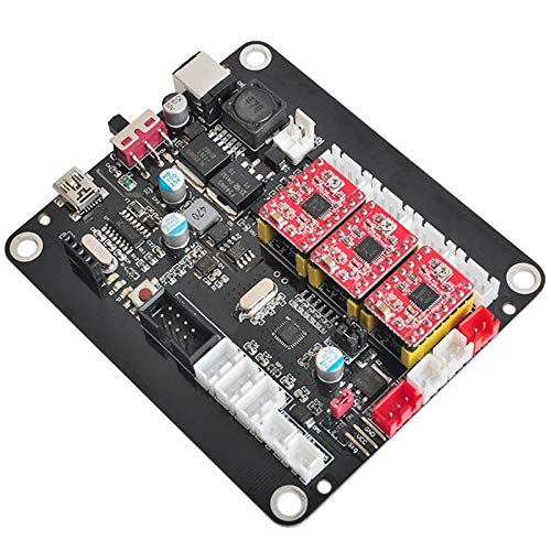 3 Axis Grbl Control Double Y-Axis USB CNC Controller