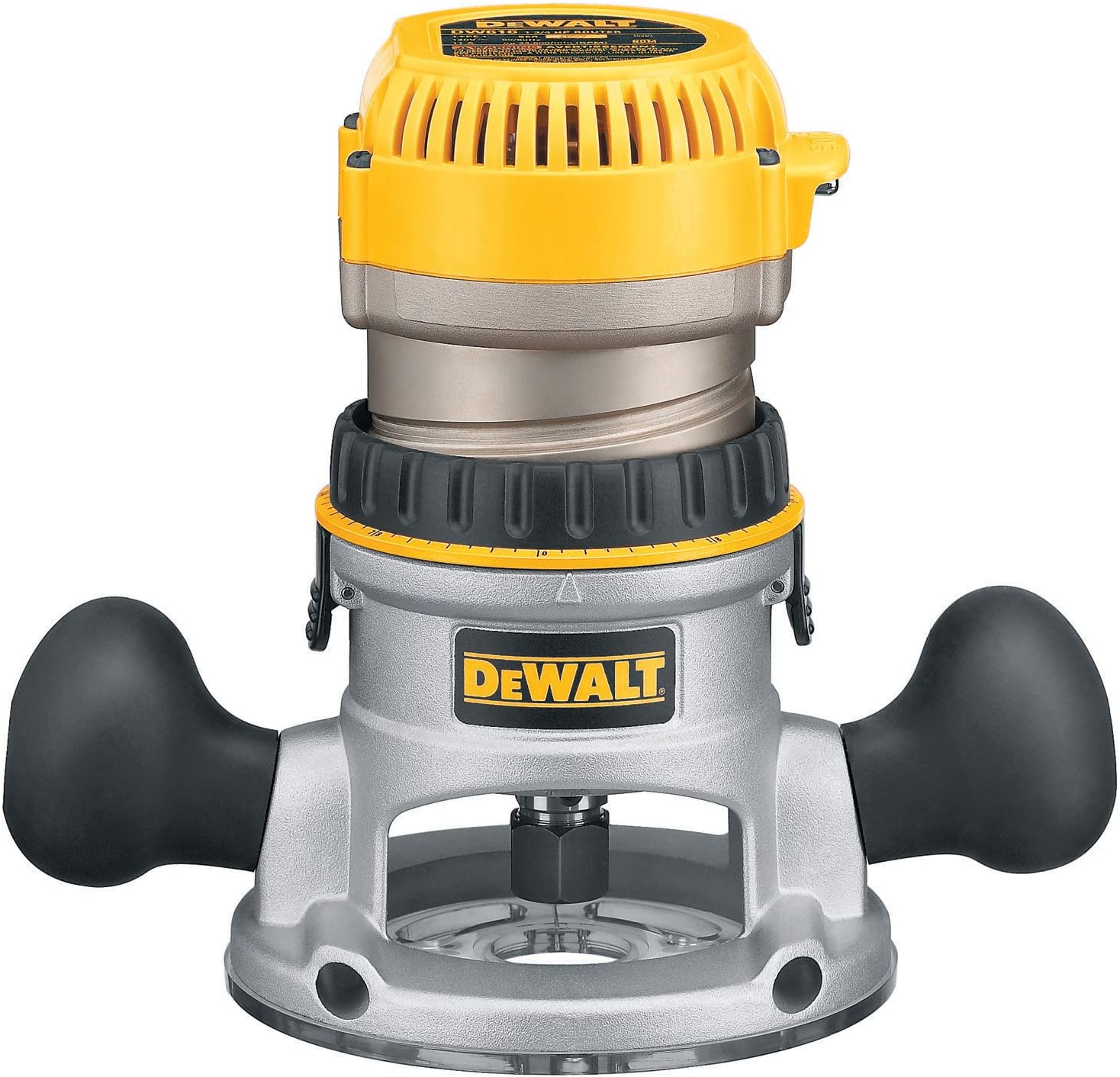 DEWALT DW616 1.75 HP Wood Router