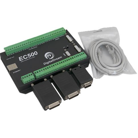 EC500 MACH3 Ethernet port 6 axis Motion Controller