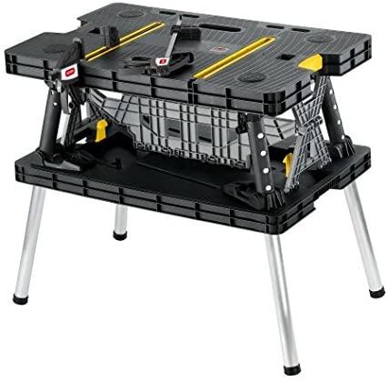 Keter Folding Table Workbench