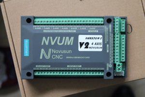 NVUM CNC Controller Review